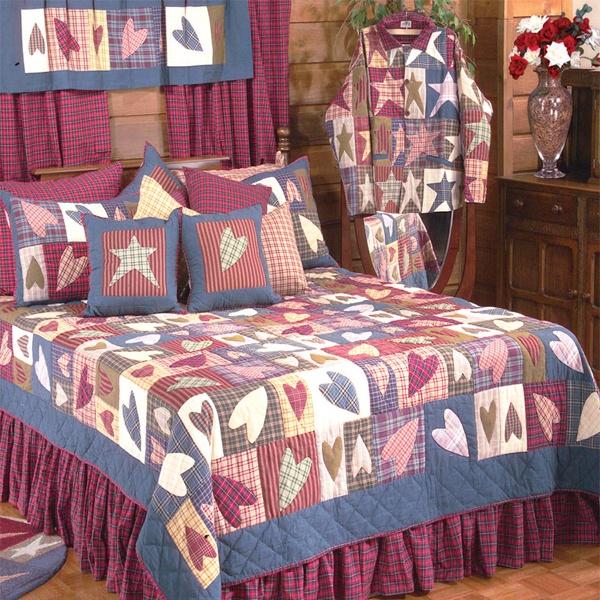 315 best Primitive/ vintage quilts images on Pinterest   Bedspreads ...