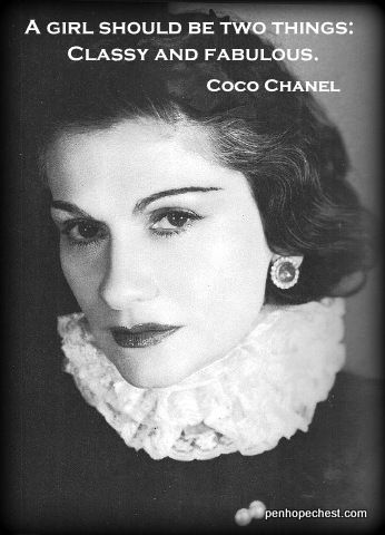 ~coco chanel: Classy, Coco Chanel Quotes, Girl, Style Quotes, Fashion Quotes, Things, Fabulous, Cocochanel, Style Fashion