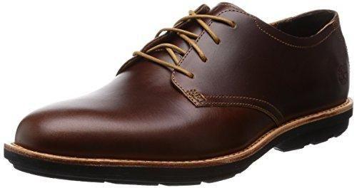 Oferta: 150€ Dto: -23%. Comprar Ofertas de TIMBERLAND KEMPTON OX BROWN FG BROWN - Zapatos de cordones para hombre, color marrón, talla 43.5 barato. ¡Mira las ofertas!