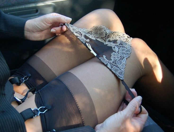 Panties Most intimate of lingerie and often a piece of art in itself. For some they might be a goal to get in to or off her, and for her they can be used for teasing and fun.