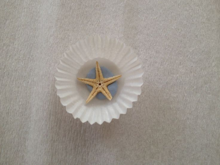 maffin papír, egy kis bluetecc és egy csillag :)