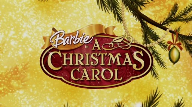 Barbie A Christmas Carol | Christmas barbie, Barbie movies, Barbie