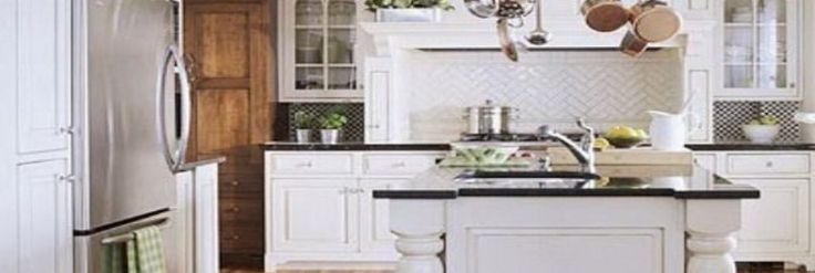 How Luxurious Traditional White Kitchen Design Ideas