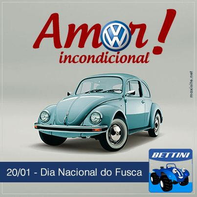 Dia Nacional do Fusca - Bettini