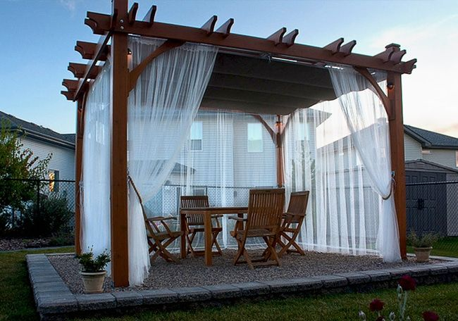 Pergola Shade Cover 10x10 Breeze Pergola With Retractable Canopy Outdoor Living Today Pergola Shade Canopy Outdoor Pergola
