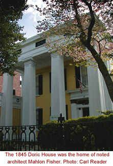 Doric House Museum - Flemington, NJ - 1845