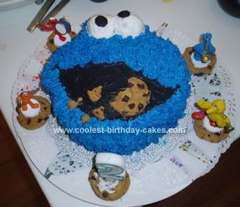 cookie monster cake 22 best images about cookie 1 year boy s 3039