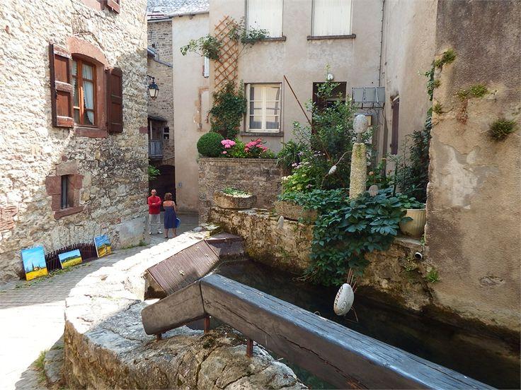 La Canourgue, Lozére, dept 48.