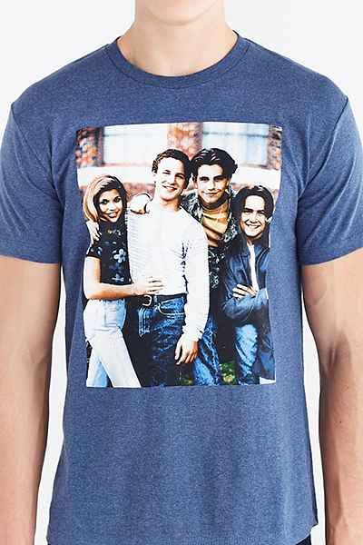 Boy Meets World Group Tee - Urban Outfitters
