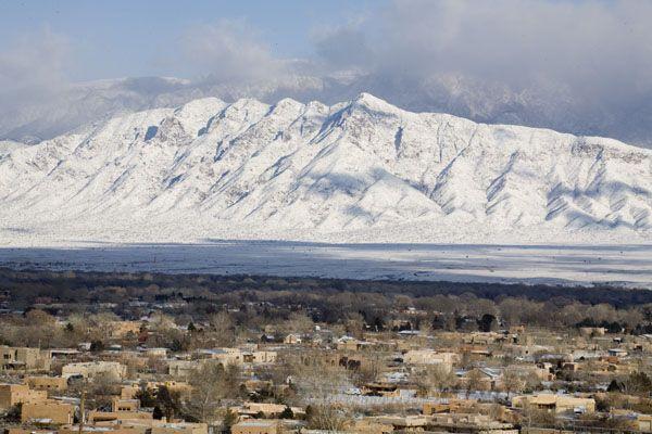 Beautiful Sandia Mountains in the wintertime! | Sandia ...