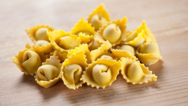 Robiola-Cheese-Filled Ravioli Recipe | Martha Stewart