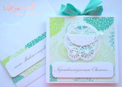 eskaart - Ślubnie i okolicznościowo... Baptism Kartka na chrzest Pamiątka Chrztu Świętego