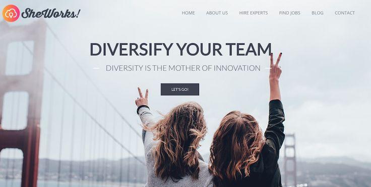 En la pasada Cumbre Global de Principios de Empoderamiento de Mujeres, se presentó la plataforma basada en la nube para conectar mujeres llamada SheWorks.