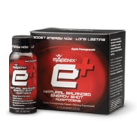 All natural energy shot without the crash associated with the one you may be using. jimbassett.isagenix.com