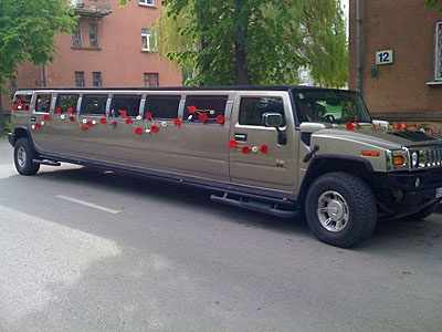 Hummer H2 Limo Hire (Limousine) Review | Car Review