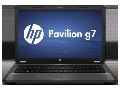 HP Pavilion g7-1310us Notebook PC