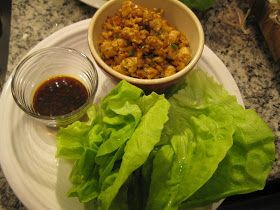 My HCG Recipes: Chicken Wraps / Tacos