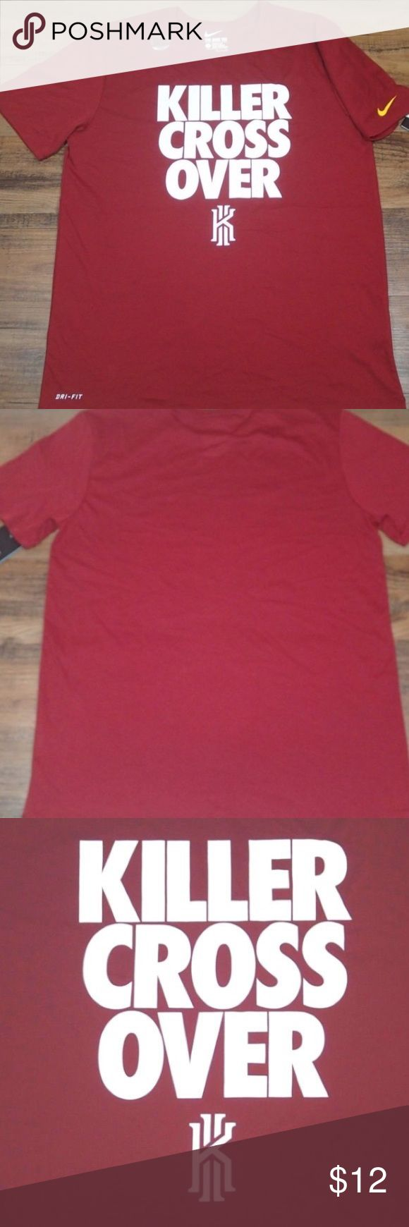 Men's Kyrie Irving Shirt Only worn a few times Great Condition Nike Shirts Tees - Short Sleeve