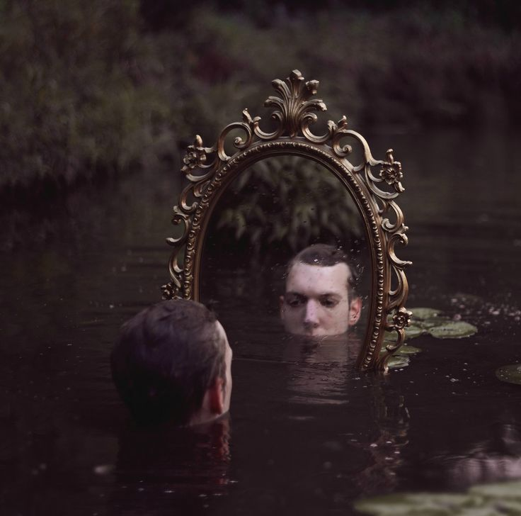 I take surreal self portrait photos/manipulations. I posted some a few months ago, here's an update - Imgur