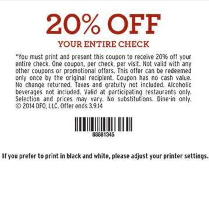 Dennys coupon code
