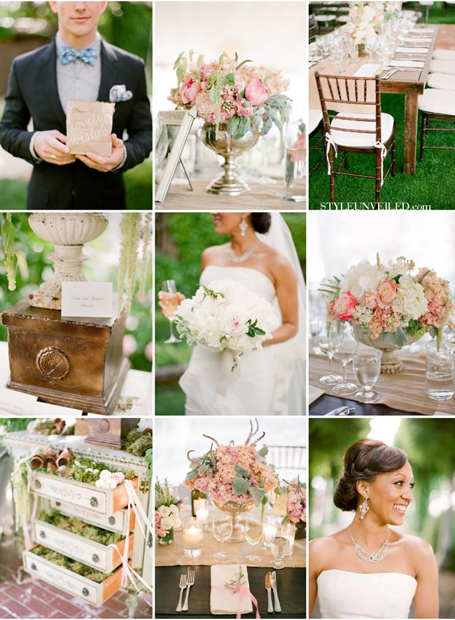 Tamara Mowry Wedding Photos. Loved Sister, Sister and LOVE this wedding