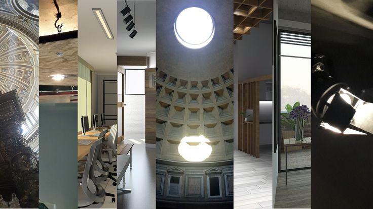 ¿Preferirías una oficina más oscura o más iluminada? ¿La luz te permite realizar tus actividades de manera adecuada? #oficinas #offices #iluminación #lighting