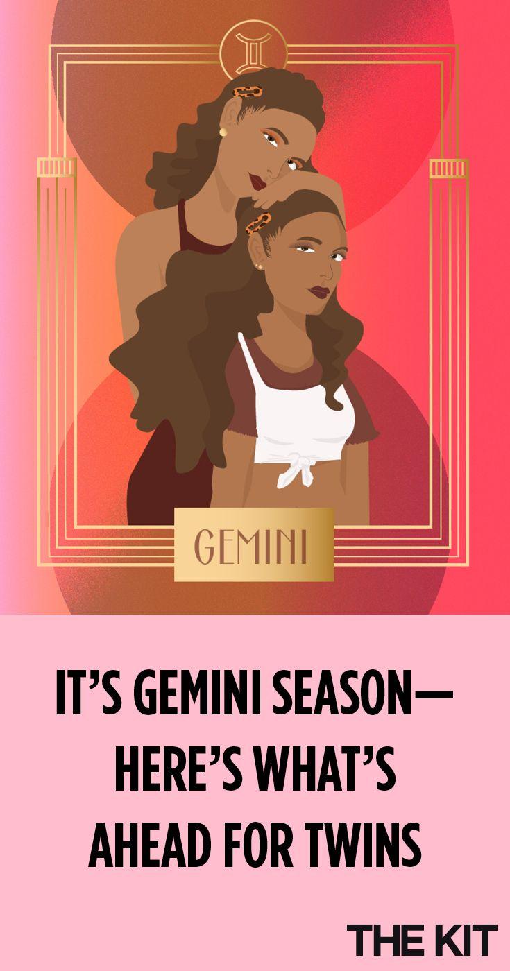 It S Gemini Season Here S What S Ahead For Twins Gemini Twins