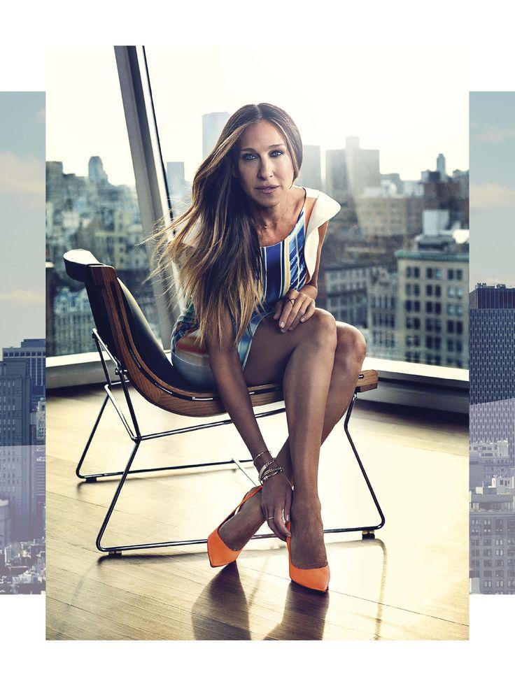 Campania Primavera Verão 2015 New York, Sarah Jessica Parker.