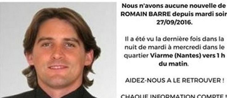 Nantes l'inquiétante disparition d'un agent immobilier de 38 ans - Le Point