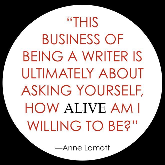 Writing - Yep.