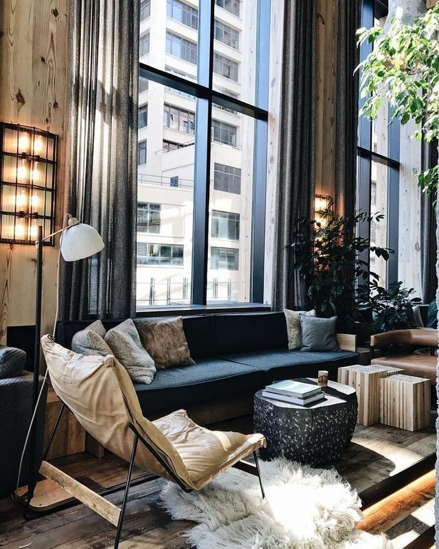 Vintage Industrial Design Ideas For Your Loft Design Home