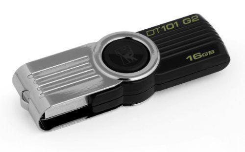 Kingston DT101G2 Datatraveler Memoria USB portatile 16384 MB