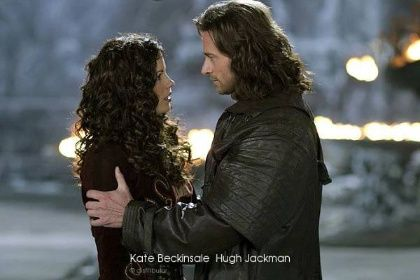 Kate Beckinsale Hugh Jackman (Van Helsing)