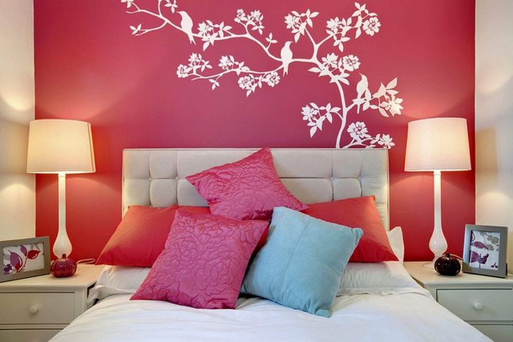 Brighten Up Your #Bed With Colourful #Pillows !! Colorful pillows can be an instant room enhancer if you're looking for a quick way to inject colour into your #Bedroom .