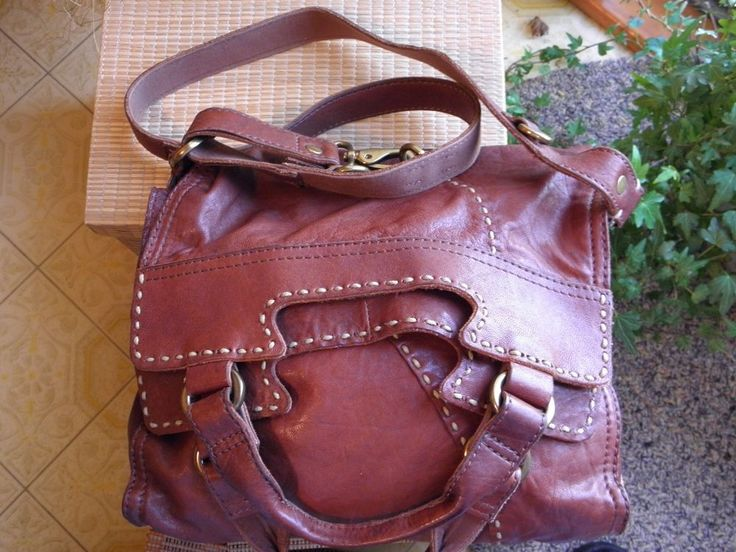 LUCKY BRAND ABBEY ROAD CROSSBODY BAG-BOURBON BROWN-ELENA'S BAG-VAMPIRE DIARIES  #LuckyBrand #CrossbodyMessenger - BUY IT NOW $169.95 ON EBAY! ITEM #192050807126 - -- SOLD -- On it's way to PA.