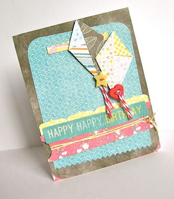 cute by sei: Cards Trio, Cards Birthday, Creative Cards, Birthday Cards, Emily Branches, Sei Cards, Cards Layout, Cards Galor, Cards Embossing