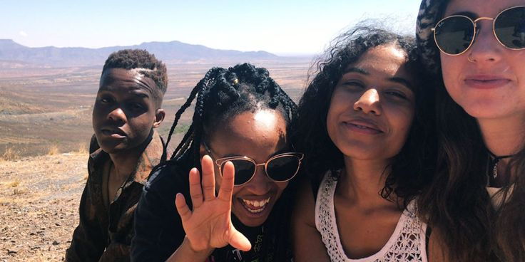 High Fantasy is an exploration of identity politics as they're felt by today's youths. Local director, Jenna Bass, uses iPhones to tell the story of four ethnically diverse friends who set off into the desert of South Africa's Northern Cape and magically transports each one into the body of another. #vibescout #highfantasy #southafricanmovies