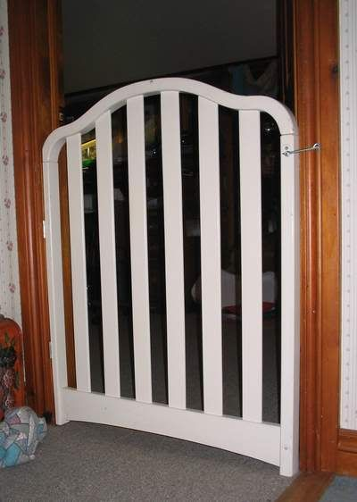 """Crib to Baby Gate.....This is pretty cool considering they do """"expire"""". Saves them from the dump!"""