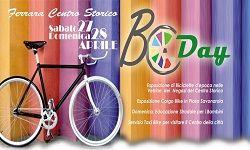 il BCDay, la rassegna di biciclette storiche nel centro di Ferrara