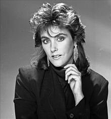 "Laura Brannigan -  Singer with hits ""Self Control"" and ""Gloria"".  Also contributed to the soundtracks of ""Ghostbusters"" and ""Flashdance"". 7/3/57 - 8/26/04 aged 47 yrs, brain anneuysm"