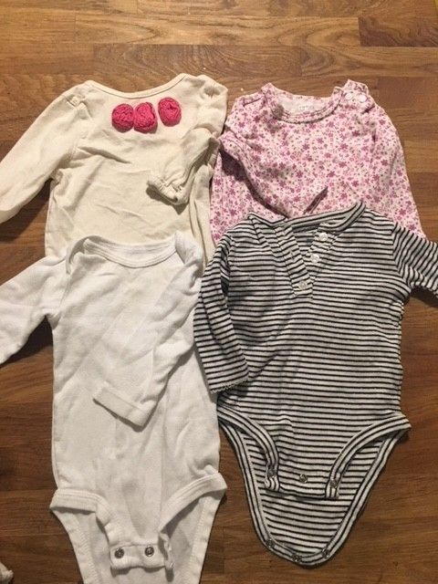 463d287b2 18 items  3 month old baby girl clothing mixed lot - fall winter ...