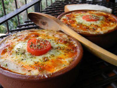Fırında 'Beşamel Soslu' Tas Kebabı   Vişnap