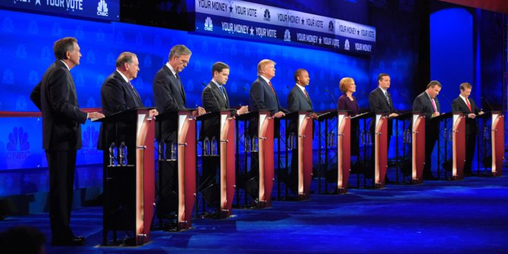 The recent CNN GOP debate was the first since the horrific Paris attacks and San Bernardino shooting and so naturally therefore, national security issues dominated the focus of the debate.