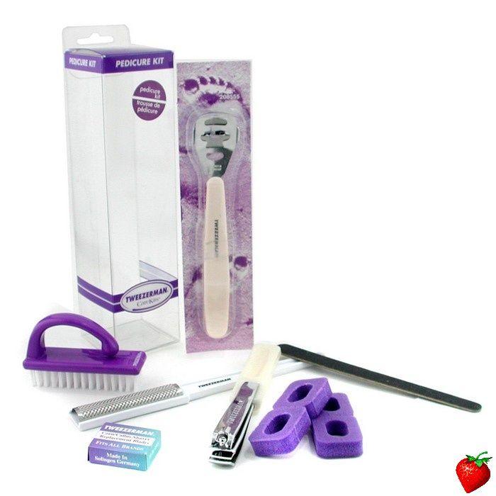 Tweezerman Economy Pedicure Kit 7pcs #Tweezerman #PersonalCare #PedicureSet #Valentines #FREEShipping #StrawberryNET #GiftIdeas #Giveaway