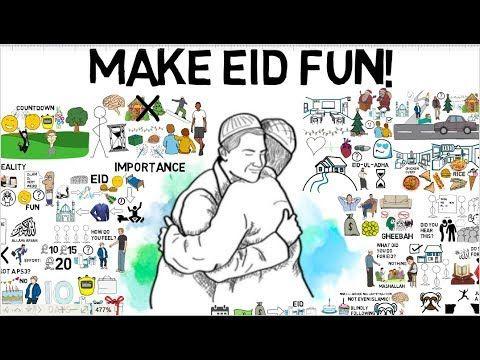 HOW TO MAKE EID FUN - Abdul Majid Animated - YouTube