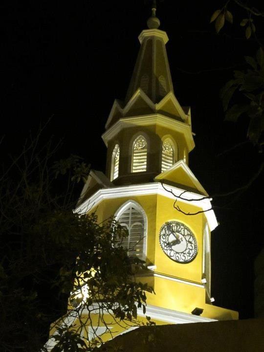 Torre del reloj, Cartagena de Indias, Colombia