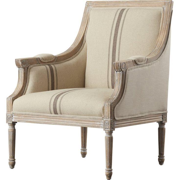 Jolene Arm Chair Farmhouse accent chair, Armchair