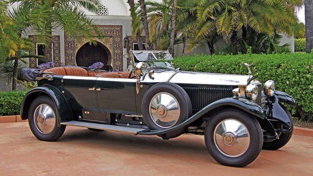 1928 Rolls-Royce Phantom I Torpedo Tourer -  in India - Photos - Road & Track