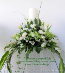 weddinds-events-creations by flowers papadakis info@flowers4u.gr