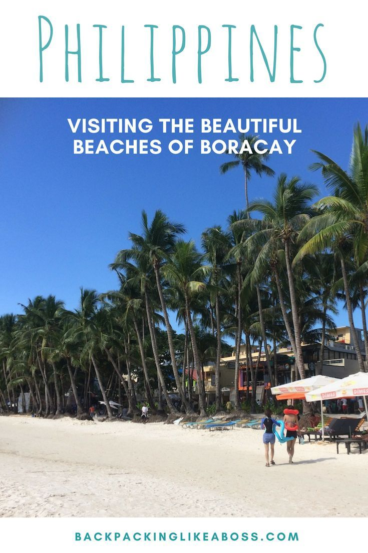 My Favourite Beaches in Boracay the Philippines